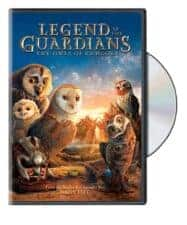 Legends of the Guardians Books Made Into Movies For Kids Ages 8 - 12
