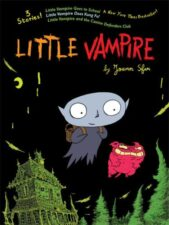 Little Vampire best graphic novels and comic books for kids
