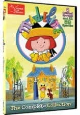Madeline cartoon Books Made Into Movies For Kids Under 5