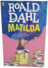 Matilda Books Made Into Movies For Kids Ages 8 - 12