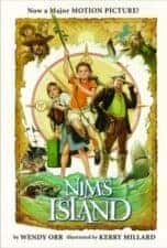 Nim's Island book Books Made Into Movies For Kids Ages 8 - 12