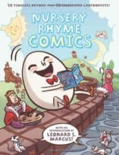 Nursery Rhyme Comics best graphic novels and comic books for kids