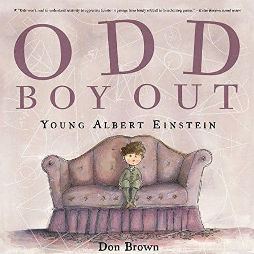 Odd Boy Out 30 Biographies To Encourage a Growth Mindset