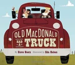 Old McDonald Had a Truck Children's Books About Trucks