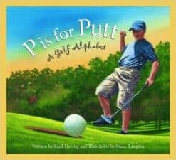 P is for Putt Get Kids Excited About the Summer Olympics with Books!