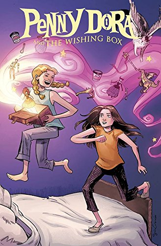 Penny Dora and the Wishing Box New and Engaging Graphic Novels