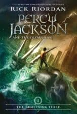 Percy Jackson book Books Made Into Movies For Kids Ages 8 - 12