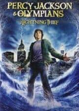 Percy Jackson movie Books Made Into Movies For Kids Ages 8 - 12