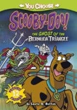 ScoobyDoo the ghost of the bermuda triangle The Best Choose Your Own Adventure Books