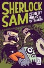 Sherlock Sam mystery books for kids