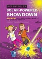 Solar Powered Showdown list of adventure books for kids