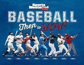 Sports Illustrated Kids Baseball children's books about sports