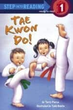 Tae Kwon Do Get Kids Excited About the Summer Olympics with Books!