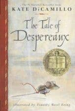Tale of Despereaux Books Made Into Movies For Kids Ages 4 - 8