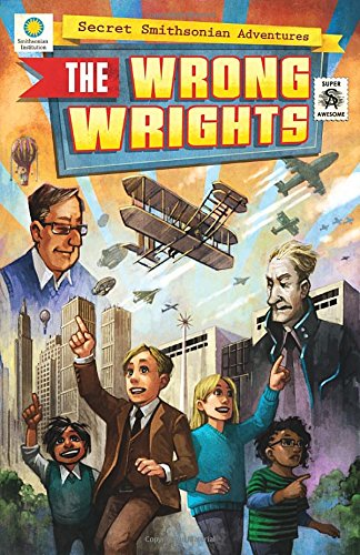 The Wrong Wrights New and Engaging Graphic Novels