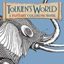 Tolkien's World Terrific Travel and Activity Books for Kids
