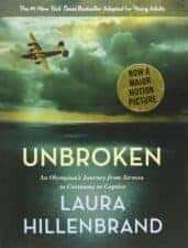 Unbroken (The Young Adult Adaptation) best nonfiction books for elementary age kids