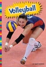 Volleyball Get Kids Excited About the Summer Olympics with Books!