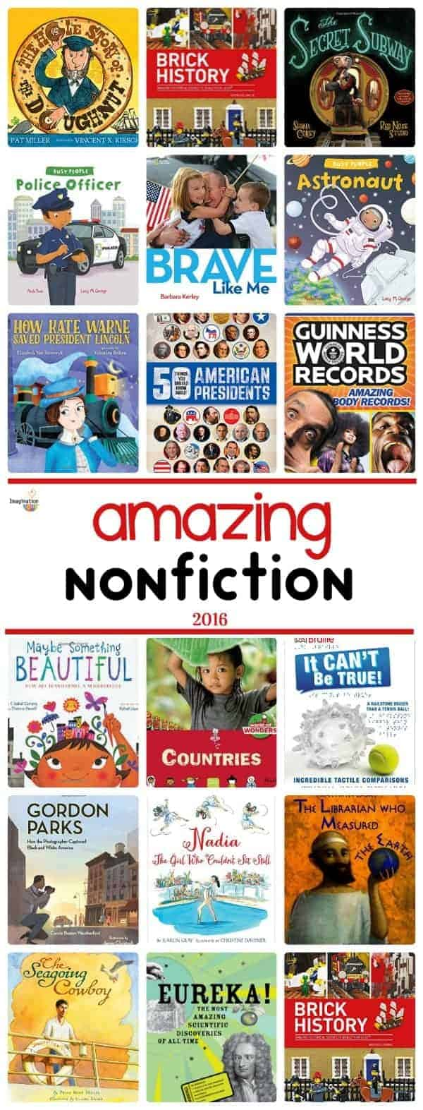 amazing nonfiction books for children kids