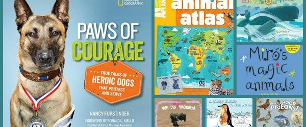 Notable Nonfiction Animal Books for Kids