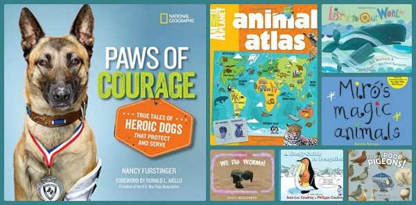 animal nonfiction children's books