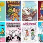 The Best Graphic Novels for Kids