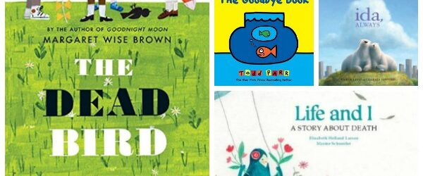 4 New Picture Books About Death