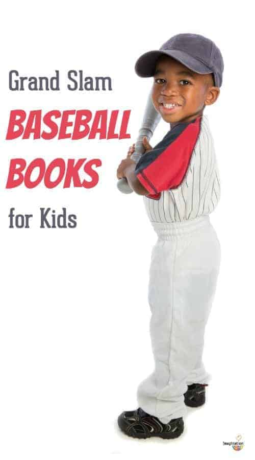 the latest and greatest children's books about baseball, spring 2016
