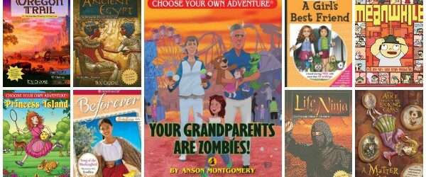 The Best Choose Your Own Adventure Books