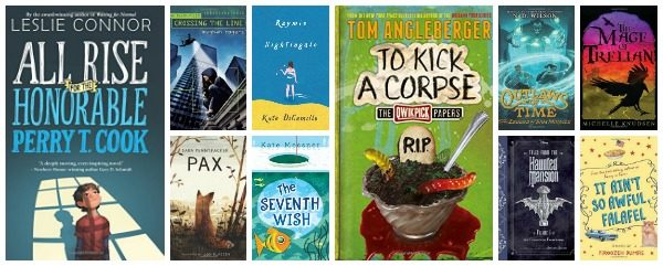 New Books for Summer 2016