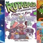New, Engaging Graphic Novels for Kids