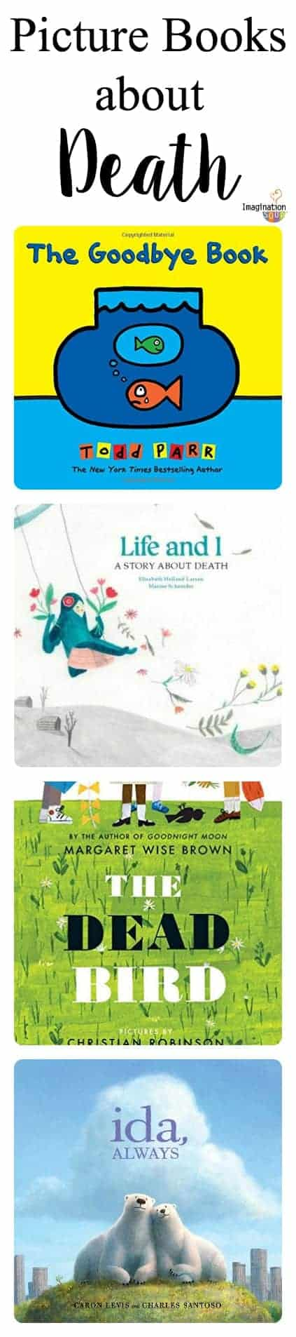 best picture books for kids about death and dying