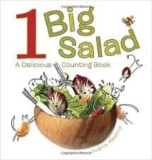 1 Big Salad The Biggest List of the Best Math Picture Books EVER