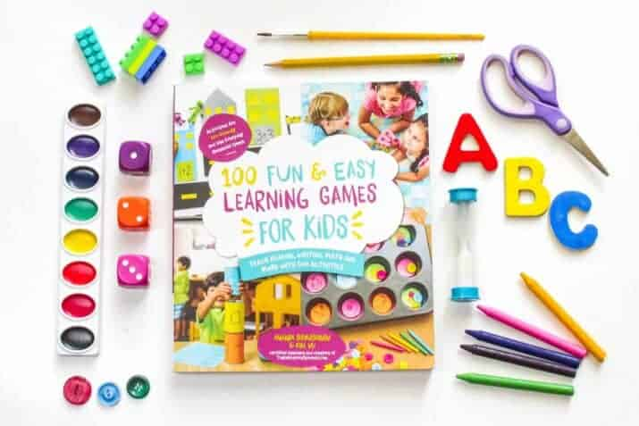 100 Fun and Easy Learning Games Monster Play Dough Math Activity