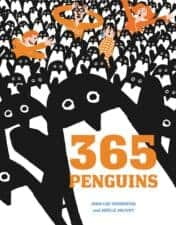 365 Penguins The Biggest List of the Best Math Picture Books EVER