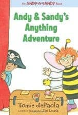Andy & Sandy's Anything Adventure Good Books for 5 - 7 Year Old Beginning Readers