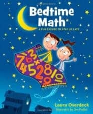 Bedtime Math- A Fun Excuse to Stay Up Late