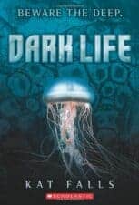 Dark Life science fiction books for kids