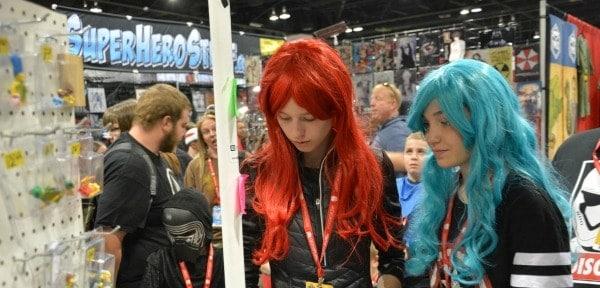 Denver Comic Con family friendly event
