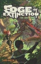 Edge of Extinction The Ark Plan science fiction middle grade chapter books
