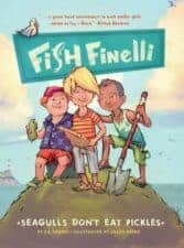 Fish Finelli Summer Vacation Books About Summer Vacation