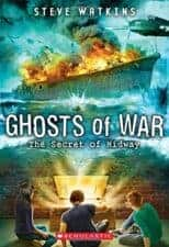 Ghosts of War Captivating historical fiction books for kids