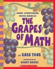 Grapes of Math The Biggest List of the Best Math Picture Books EVER