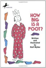 How Big is a Foot