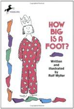 How Big is a Foot