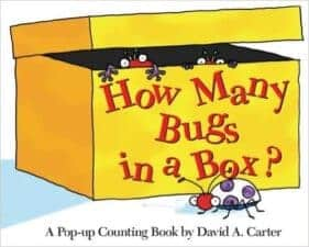 How Many Bugs in a Box The Biggest List of the Best Math Picture Books EVER