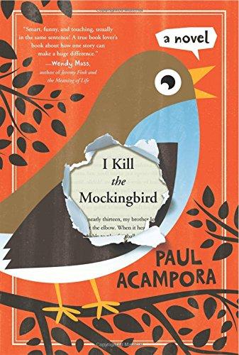 I kill the mockingbird Summer Vacation Books About Summer Vacation