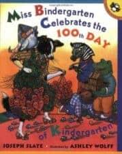 MIss Bindergarten The Biggest List of the Best Math Picture Books EVER