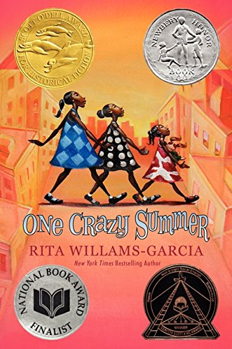 One Crazy Summer Summer Vacation Books About Summer Vacation