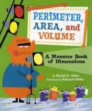 Perimeter, Area, and Volume- A Monster Book of Dimensions